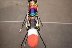 Loading-rocket