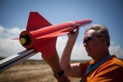 Preparing-rocket