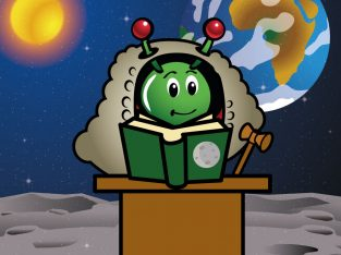 PR40 Moon Constitution – Program a classmate to complete a mission on the Moon