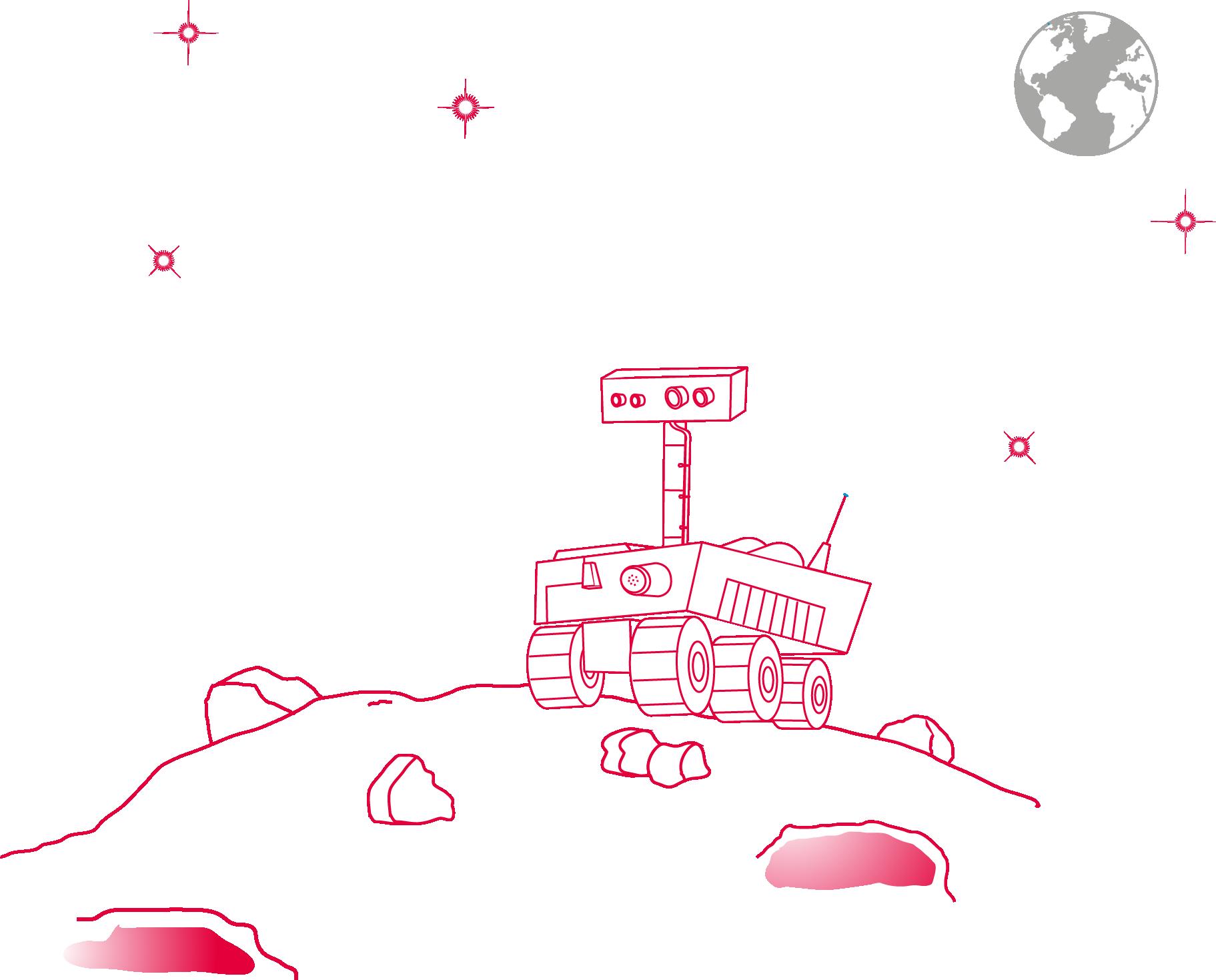 PR36 Moon Rover – Building a solar powered rover