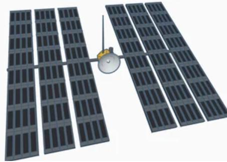 Design a satellite