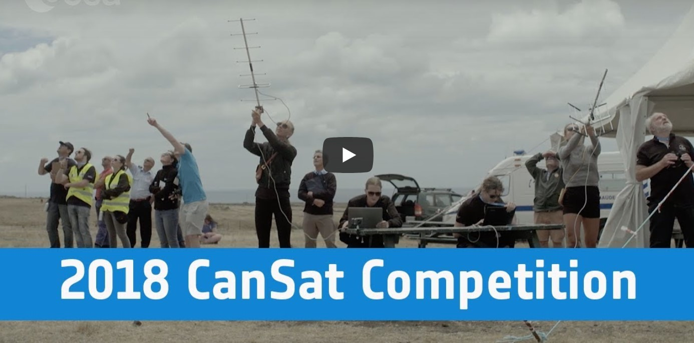 2018 cansat competition